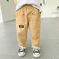 QK12Size90-130 (9-25kg)Quần Kaki bé trai, vải cực đẹp, ngầuThời trang trẻ Em hàng quảng châu
