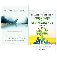 Combo 2 cuốn: Homecoming - Hồi Sinh Đứa Trẻ Bên Trong Bạn + Chữa Lành Đứa Trẻ Bên Trong Bạn