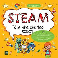 Steam Tớ Là Nhà Chế Tạo Robot