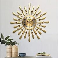 Đồng hồ treo tường hàng Việt Nam chính hãng trang trí đẹp kích thước 48x48cm D210