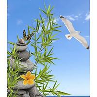 Tranh dán tường 3D | Tranh trang trí nhà cửa 3D | Tranh đẹp 3D | Tranh 3D đặc sắc | T3DMN T6 VAD_SSTH0943