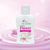 Rửa Tay Khô Kháng Khuẩn Hương Nước Hoa DR. CHARME Flower 100ml