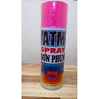Sơn Xịt ATM Spray cao cấp, bền màu , lâu trôi.