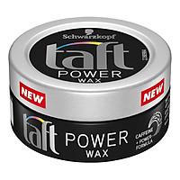 Wax Tạo Kiểu Tóc Schwarzkopf Taft Power (75ml) - 4015000535953