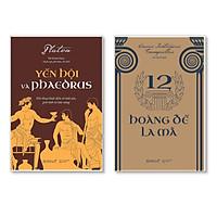 Combo Sách :  Yến Hội Và Phaedrus + 12 Hoàng Đế La Mã