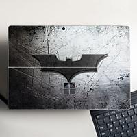 Skin dán hình Batman cho Surface Go, Pro 2, Pro 3, Pro 4, Pro 5, Pro 6, Pro 7, Pro X