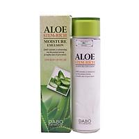 Sữa Dưỡng Thể Dưỡng Ẩm Trắng Da Hàn Quốc DABO Aloe Emulsion (150ml) – Hàng Chính Hãng