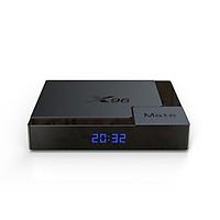 Android TV Box X96 Mate - Ram 4GB, bộ nhớ trong 32GB, Android 10 - Hàng chính hãng