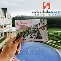 Swiss-Bel Resort Tuyền Lâm 5* Đà Lạt - Gói 3N2Đ, Buffet Sáng, Bữa Trưa Hoặc Tối, Hồ Bơi Ngoài Trời View Cực Đẹp, Hồ Bơi Trong Nhà, Xe Đưa Đón Sân Bay Và Trung Tâm, Nhiều Ưu Đãi Hấp Dẫn