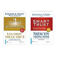 Sách - Combo Lựa chọn tối ưu thứ 3 + Niềm tin thông minh