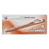 Hộp 20 Bút Bi Thiên Long TL-079 Treedee - Đỏ