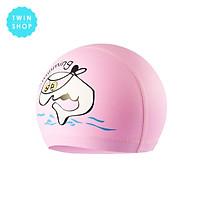 Mũ Bơi Trẻ Em Chất Liệu PU Cao Cấp - TWKB02