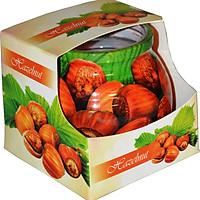 Ly nến thơm tinh dầu Admit Hazelnut 85g QT01881 - hương hạt phỉ