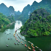Tour Hà Nội - Bái Đính - Tràng An 1...