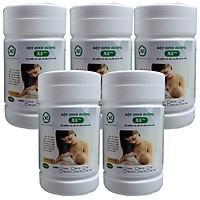 Thực phẩm X5PLUS bột dinh dưỡng lợi sữa dành cho mẹ ( 5 hộp )