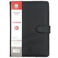 Sổ Da Edition Daily Book B5 4599 - 200 Trang - Màu Đen