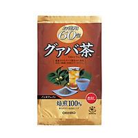Trà ổi hỗ trợ giảm cân thanh lọc cơ thể Orihiro 60 gói