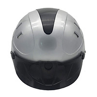 Mũ bảo hiểm 1/2 đầu Protec Rosa phối hai màu không kính RLWF (size L)