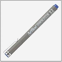Bút kim số đi nét vẽ kỹ thuật Artline EK-233 - Needle tip 0.3mm