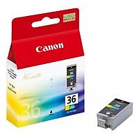 Mực in phun Canon CLI36 Color - Hàng Chính Hãng