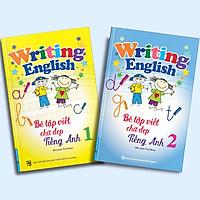 Combo 2 Cuốn: Tập Viết Tiếng Anh