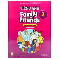 Tiếng Anh 2 - Family And Friends (National Edition) - Student Book