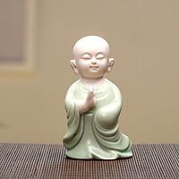 TƯỢNG CHÚ TIỂU ĐỨNG TUỲ DUYÊN TỰ TẠI AN NHIÊN
