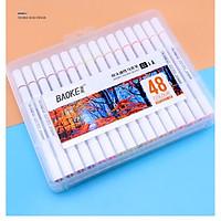 Bút màu Marker MP2923 - 48 màu