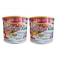 Combo 2 hộp Eneright Diamond Nutrient Kid 1 700 gr : cho trẻ suy dinh dưỡng thấp còi từ 6- 36 tháng