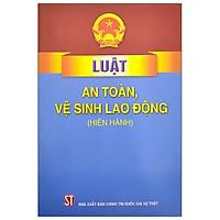Luật An Toàn, Vệ Sinh Lao Động (Hiện Hành)