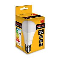 Bóng Đèn Kodak Led Bulb 10W/60W A60 -B22 Ánh Sáng Ấm(Vàng) UBL IL0327