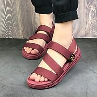 Giày sandal nữ siêu nhẹ hiệu MOL thích hợp mang đi học MS2R2