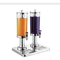 Bình đựng nước hoa quả trái cây inox có vòi, Thương hiệu EAST, Sử dụng cho tiệc buffet nhà hàng