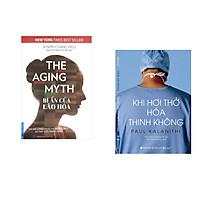 Combo 2 cuốn sách: Bí Ẩn Của Lão Hóa (Bìa Mềm) + Khi Hơi Thở Hóa Thinh Không