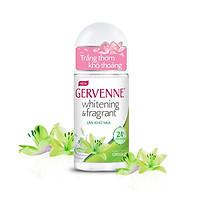 Lăn khử mùi trắng da Gervenne Green Lily 50gr