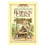Những Cuộc Phiêu Lưu Kì Thú Robinson Crusoe (Tái Bản 2019)