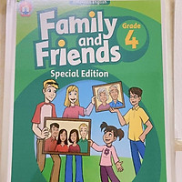 Flashcards Family and Friends Special 4- Size A5-2 mặt ( Bản thành phố)