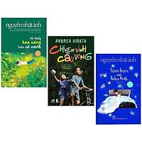 Bộ 3 cuốn sách văn học cực hay: Chiến Binh Cầu Vồng + Tôi Thấy Hoa Vàng Trên Cỏ Xanh + Làm Bạn Với Bầu Trời (Bìa Mềm)