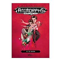 Cuốn sách thể loại sci-fi  vô cùng thành công và nổi tiếng của tác giả K.A.Applegate: Animorphs người hóa thú: Tù nhân tập 6