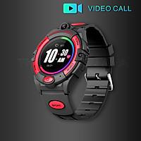 Đồng hồ Thông minh Gọi Video Call 4G | Định vị chuẩn GPS, Wifi | Đo nhịp tim Huyết áp Theo dõi Sức khỏe Vận động | Dành cho Trẻ em, Học sinh, Sinh viên, Người lớn Model AMA Watch i10 Chống nước Hàng nhập khẩu