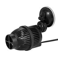 1585GPH Submersible Aquarium Wave Maker Whisper-quiet Fish Tank Powerhead Wave Pump with Suction Cup for Aquarium of