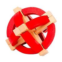 Giải đố tháo ráp gỗ Wood puzzle
