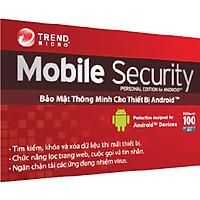 Phần Mềm Diệt Virus Trend Micro Mobile Security (Android & iOS) - Hàng chính hãng
