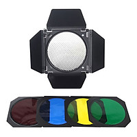 Bộ Lọc Màu Color Filters Cho Reflector Bow - Hàng Nhập Khẩu