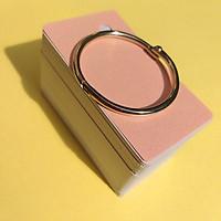 500 thẻ Flashcard Trắng 5x8 cao cấp bo 4 góc kiểu mới + 5 khoen tròn 5cm - Flashcard Phan Liên