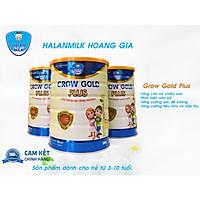 Sữa Grow Gold Plus - Halan Milk - 400gr- Tăng chiều cao, tăng sức đề kháng
