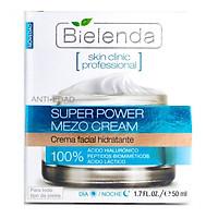 Kem dưỡng cấp ẩm Bielenda Super Power Mezo Cream Facial Hidratante - 50ml