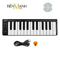 Nektar SE25 Midi Keyboard Controller 25 Phím Cảm ứng lực Bàn phím sáng tác - Sản xuất âm nhạc Producer Hàng Chính Hãng - Kèm Móng Gẩy DreamMaker