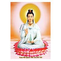 Tranh Phật Giáo Quan Thế Âm Bồ Tát 2325