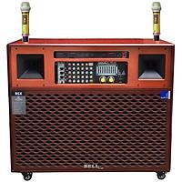 Loa kéo loa tủ di động karaoke và nghe nhạc 4 tấc BellPlus (Hàng chính hãng)